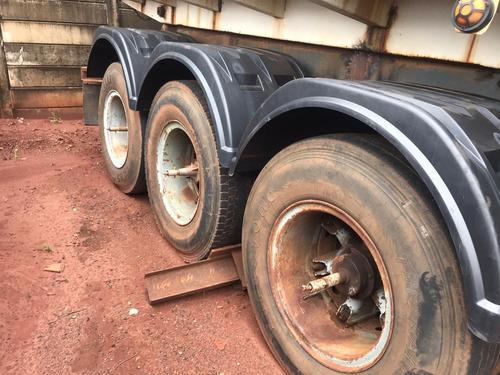 carreta gotti  caçamba ano 91  com pneus