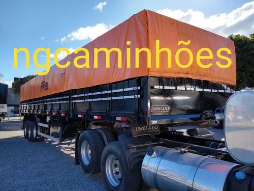 carreta graneleira ls 2015 librelato carga seca graneleiro