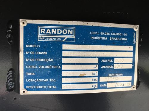 carreta graneleira random 2010