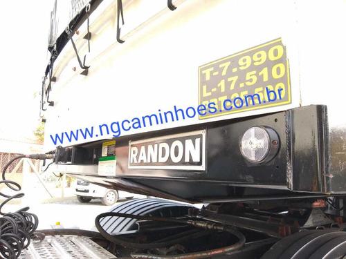 carreta graneleira randon 2017 graneleiro ls cavalo trucado