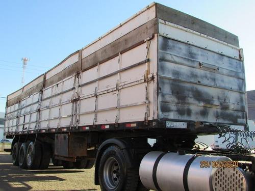 carreta graneleira toco 4x2 guerra c/ pneus