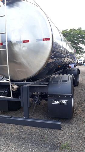 carreta julieta para leite  15 mil litros