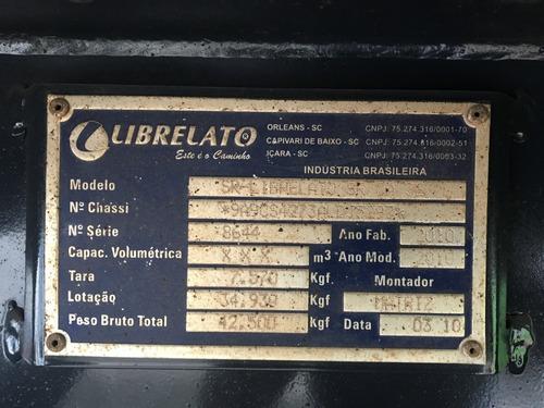 carreta librelato graneleira 2010/2010 único dono