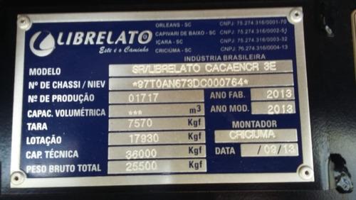 carreta librelato ls graneleira 2013/13 manual, nota fisca