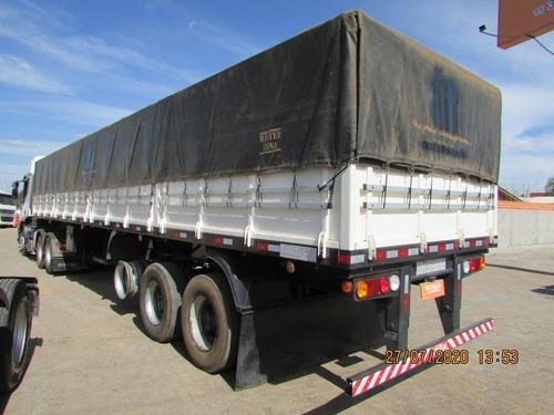 carreta ls graneleira 12,40m s/ pneus