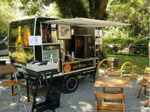 carreta mini trailer - 2016  -  vettor trailer