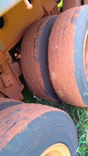 carreta noma para cavalo toco com pneus