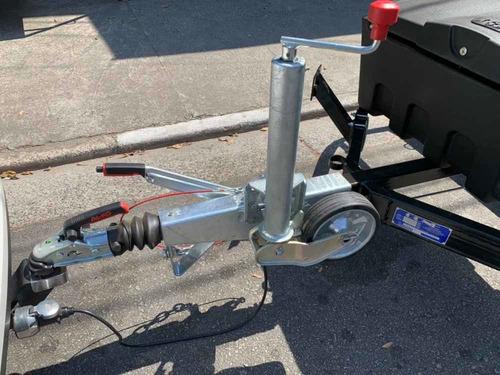 carreta odne para utv - 3.60 x 1.92 cap 1300kg com freio