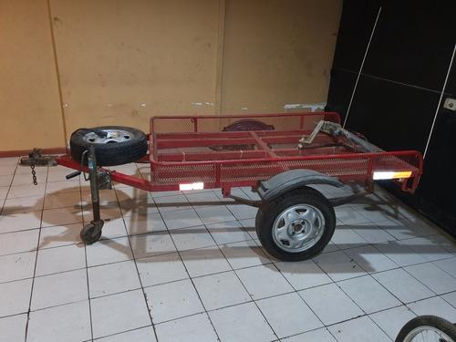 carreta para automóvil