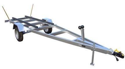 carreta para barco de alumínio