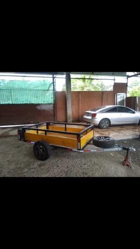 carreta para carro nueva
