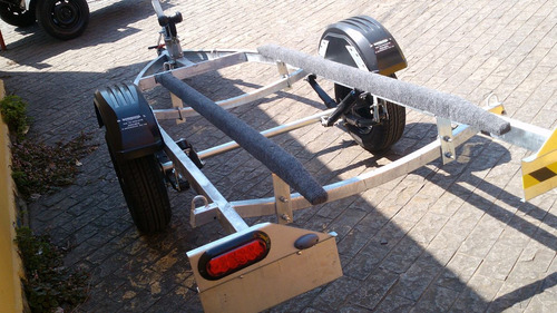 carreta para jet ski galvanizada a fogo com catraca oferta!!