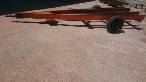 carreta para jetski de madeira nauticacia
