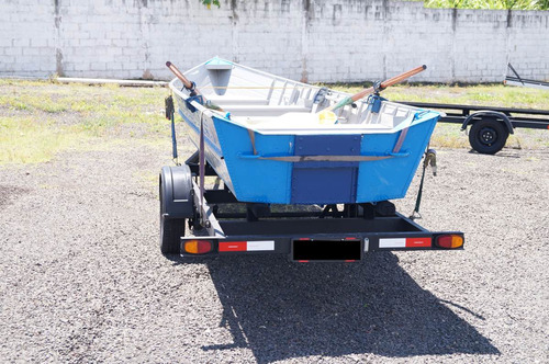 carreta para transp / de barco 6m  - ( bravo carretas )