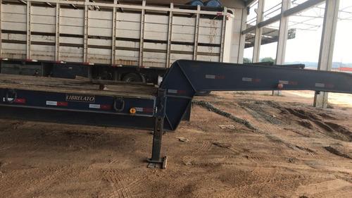 carreta prancha librelato 19 metros