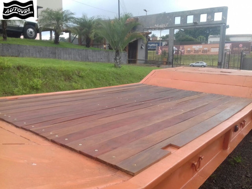 carreta prancha reboque julieta r$48.000, aceita cartao cred