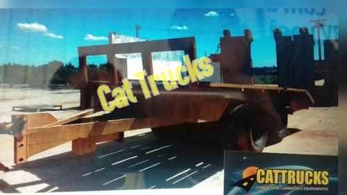 carreta prancha semi reboque 2009 plataforma