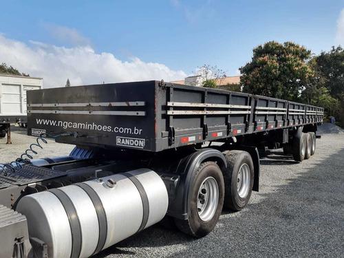 carreta randon carga seca roda disco 13 metros