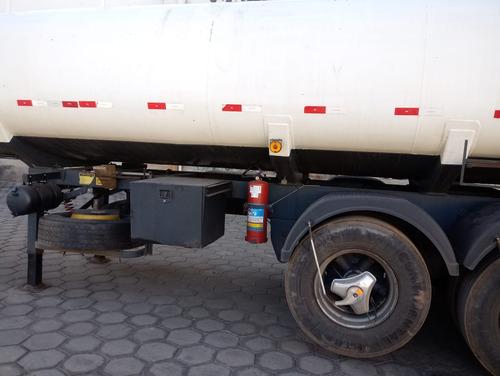 carreta randon tanque aço carbono com serpentina