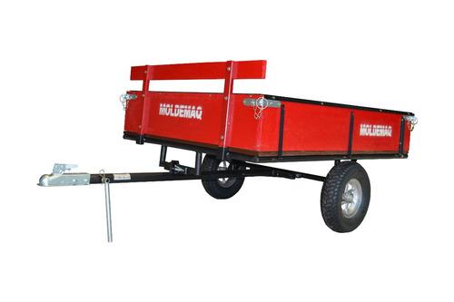 carreta reboque p/ quadriciclo cq0300