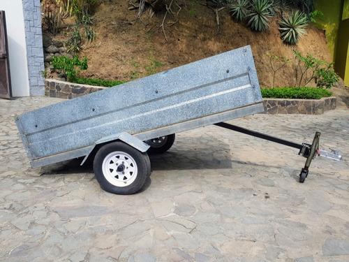 carreta remolque / trailer