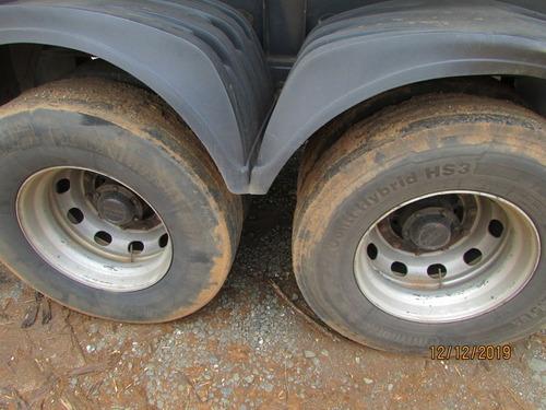 carreta rodocaçamba rodotrem basculante caçamba c/ pneus