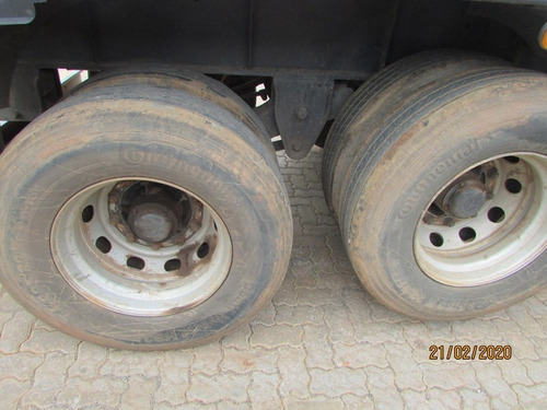 carreta rodotrem graneleiro 9 eixos c/ dolly c/ pneus