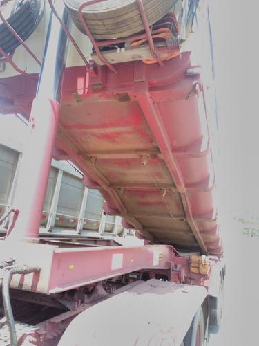 carreta rossetti  25 m 2007 conservado