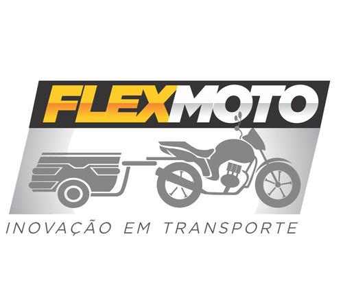 carreta s/ reboque gás flexmoto 6g 2018, carrocinha