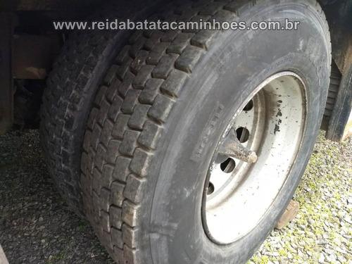 carreta semi reboque dambroz cegonha 2 eixos c/ pneus oferta