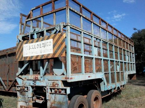 carreta semi reboque de cana picada r$ 25.000.