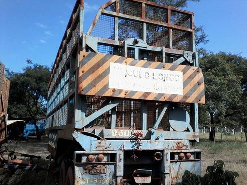carreta semi reboque de cana  r$ 20.000.