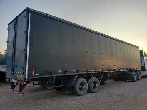 carreta sider ls randon 1998 14.60 28 pallets