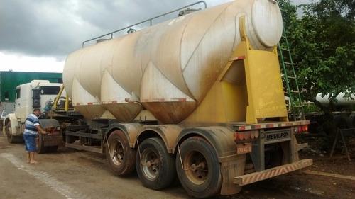 carreta silo cimento ano 2011