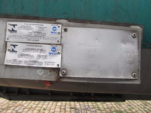 carreta tanque 30 mil litros 1 compartimento ano 1986