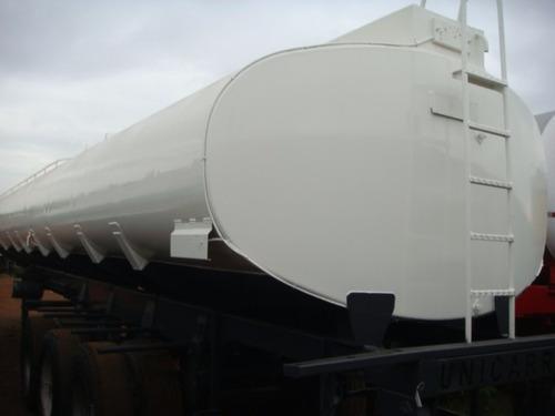 carreta tanque 35000lts preparada pra água potável