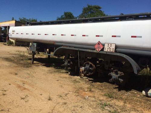 carreta tanque, 6 repartiçoes de 5 mil litros cada, pronta