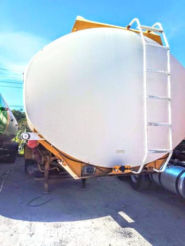 carreta tanque bitrem randon - 2009 - com pneus
