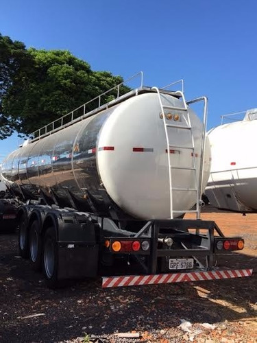 carreta tanque inox isotérmica