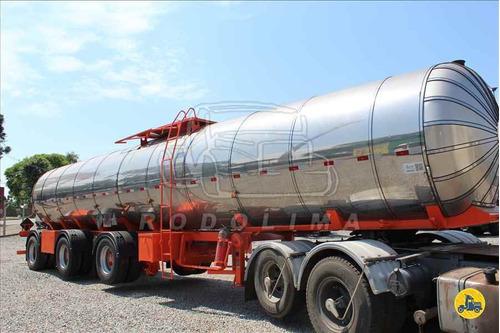 carreta tanque óleo preto 2010