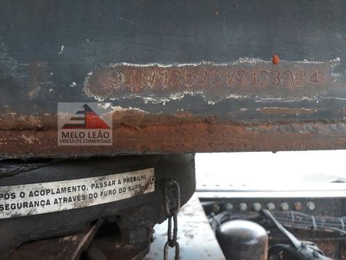 carreta tanque randon 3e - 97/98 - para 30.000 litros