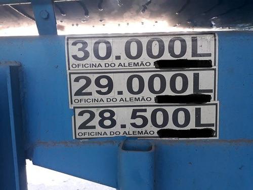 carreta tanque rodotrem tanque kronorte 2003