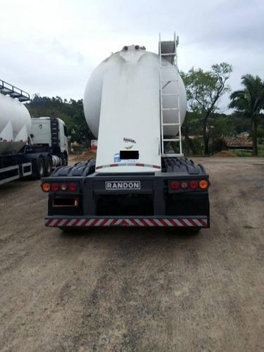 carreta tanque silo, cebolão para cimento, randon