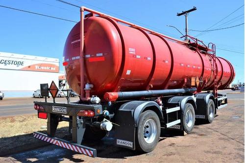 carreta tanque vanderleia randon bottom 43.000 litros