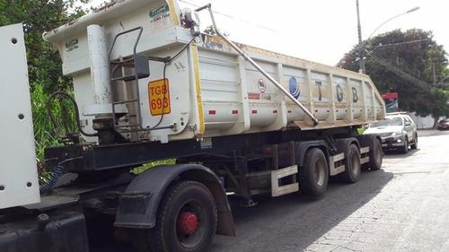 carreta vandeeleia rossetti ano 2014/2014 com pneus