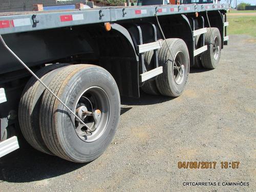 carreta vanderleia noma c/ pneus  carga  seca