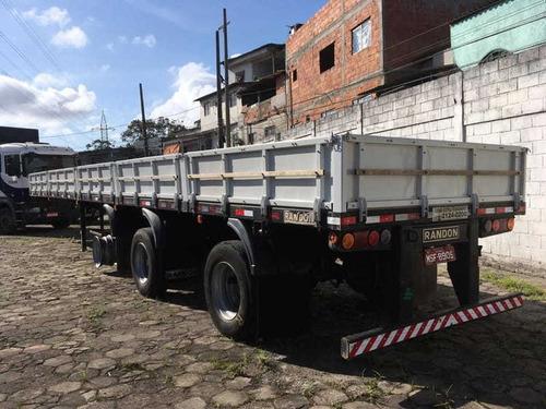 carreta vanderleia   sr cc 2010   pronta entrega