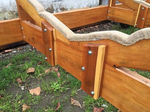 carretas em madeira para lanchas
