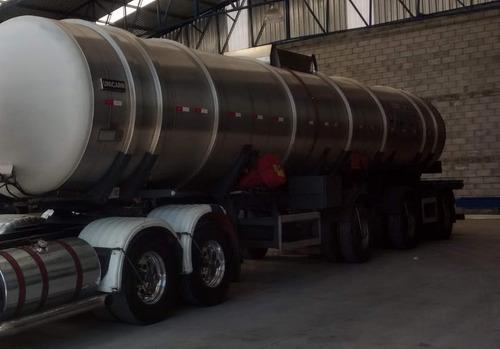 carretas tanque inox