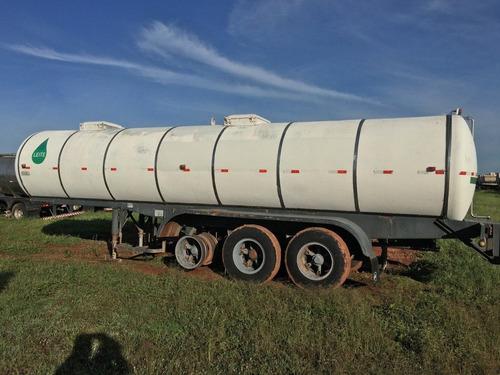 carretas tanque inox isotérmicos 25,8m³